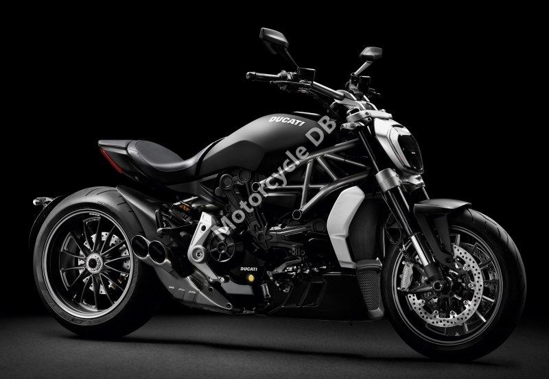 Ducati XDiavel 2017 31445