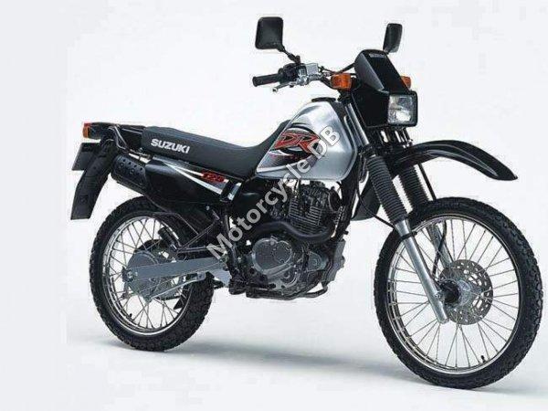 Suzuki DR 125 SE 2000 1436