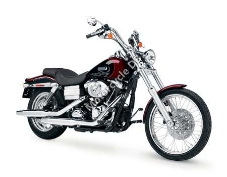 Harley-Davidson FXDWGI Dyna Wide Glide 2006 5086