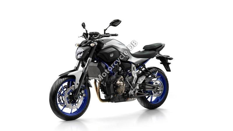 Yamaha MT-07 2015 26009
