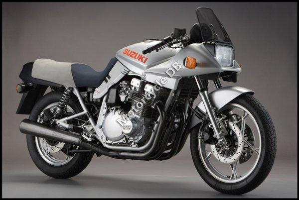 Suzuki GSX 1100 S Katana 1983 19009