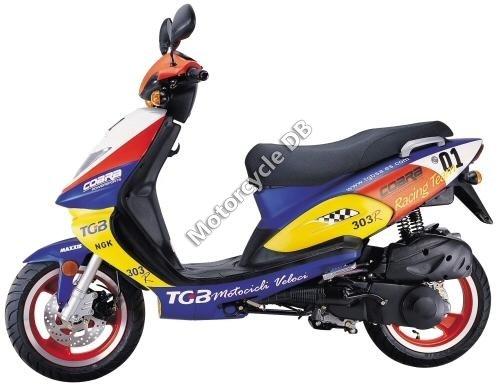 TGB Laser 303R Special Edition 01 49cc 2005 14346