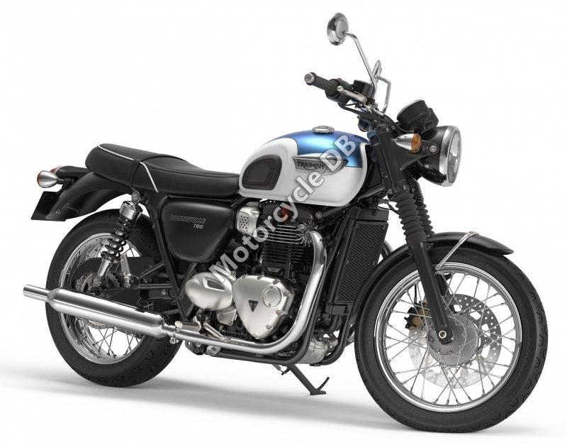 Triumph Bonneville T100 2018 27150
