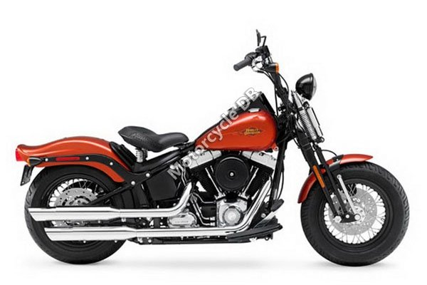 Harley-Davidson FLSTSB Softail Cross Bones 2011 10112