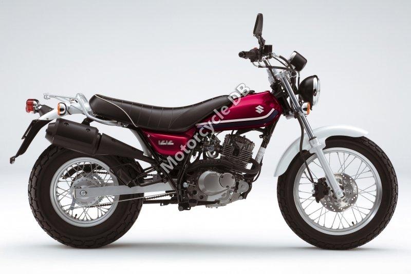 Suzuki Van Van RV125 2010 28134