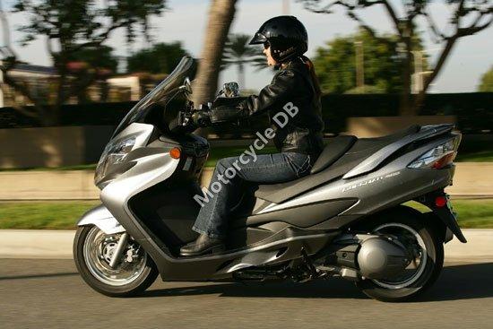 Suzuki Burgman 400 2007 2104