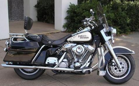 Harley-Davidson FLHS 1340 Electra Glide Sport 1989 11006