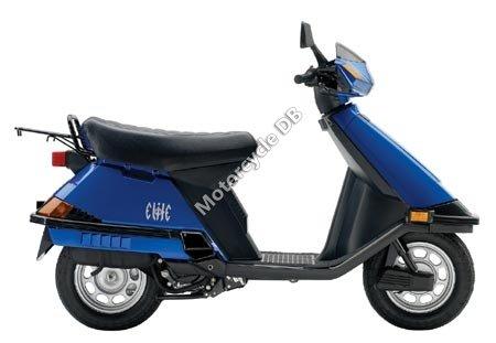Honda Elite 80 2006 5650