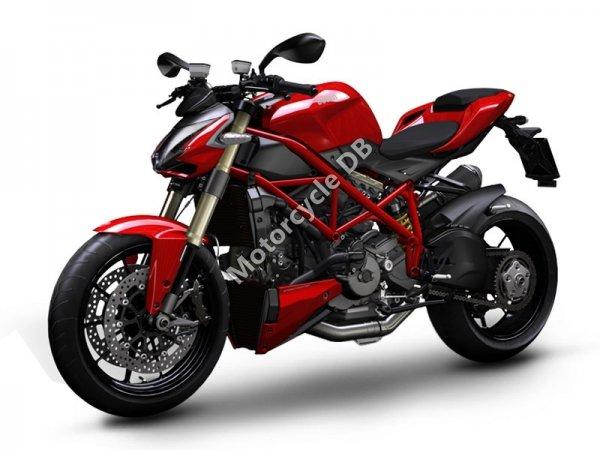 Ducati Streetfighter 848 (2014)