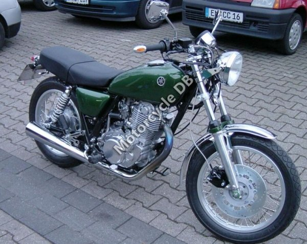 Yamaha SR 500 S 1982 16817