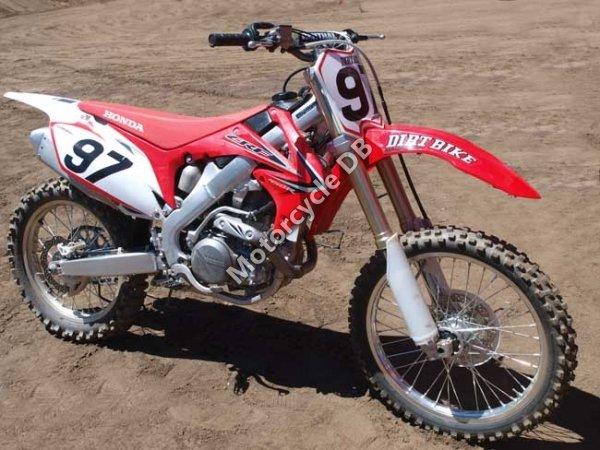 Honda CRF450R 2011 14647