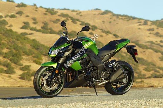 Kawasaki Z1000 2011 4837