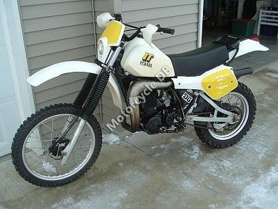 Yamaha IT465 1981 9007