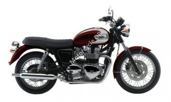 Triumph Bonneville T100 2009 1479