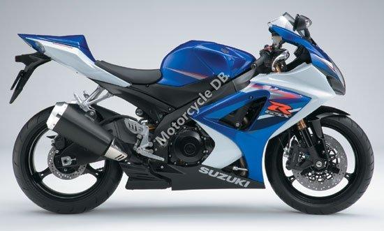 Suzuki GSX-R 1000 2007 2035
