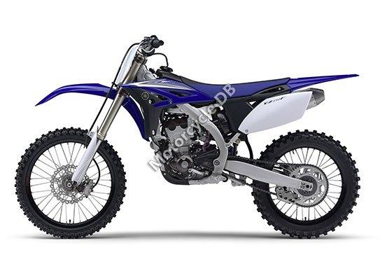 Yamaha YZ250F 2010 4533