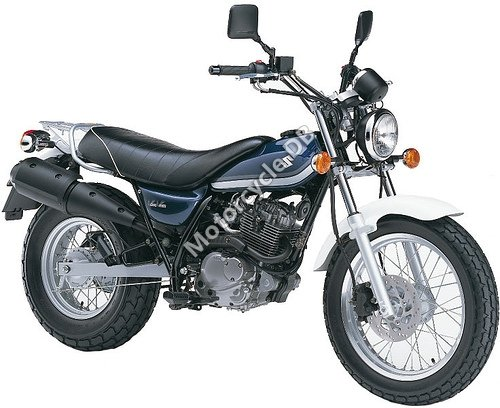 Suzuki VanVan 125 2007 17123