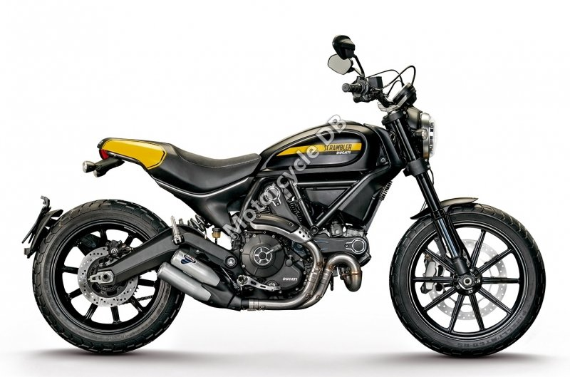 Ducati Scrambler Full Throttle 2018 31184