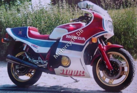 Honda CB 650 RC 1982 17966