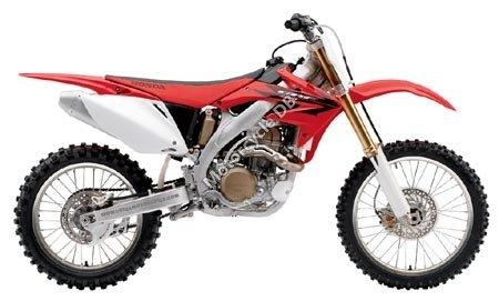 Honda CRF 450 R 2006 5130