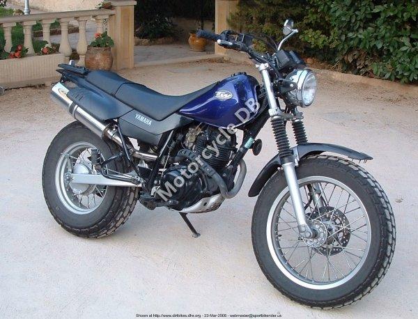 Yamaha TW 125 2002 14669