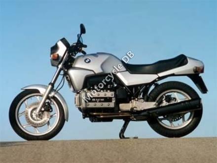 BMW K 100 LT 1987 12501