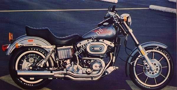 Harley-Davidson Low Rider Convertible 1990 19118