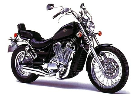 Suzuki VS 750 Intruder 1991 13178