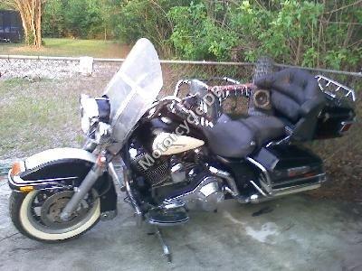 Harley-Davidson FLHS 1340 Electra Glide Sport 1990 10212