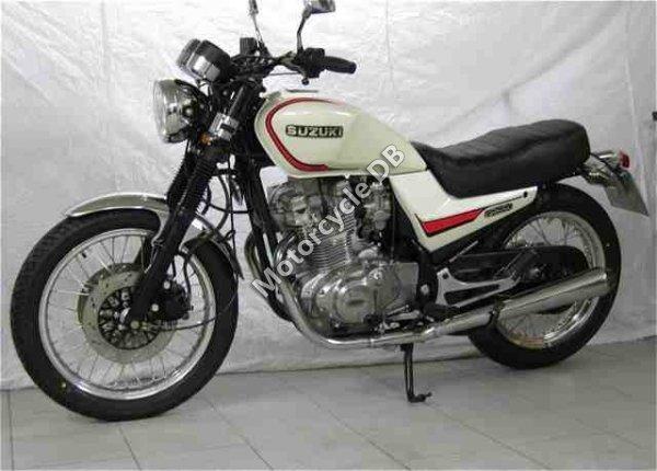 Suzuki GR 650 X 1985 10642