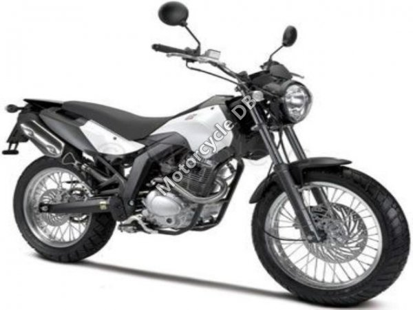Derbi Cross City 125 2011 11397