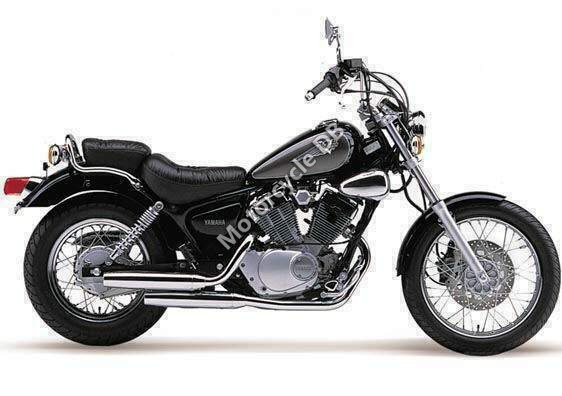 Yamaha XV 250 Virago 2000 18672