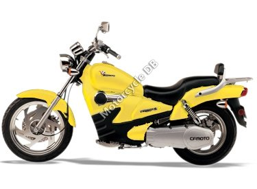 CF Moto V5 Sport Cruiser / CF250T-5 2007 6642