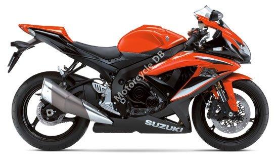 Suzuki GSX-R600 2009 3668
