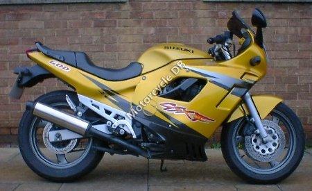 Suzuki GSX 600 FS 1995 12896