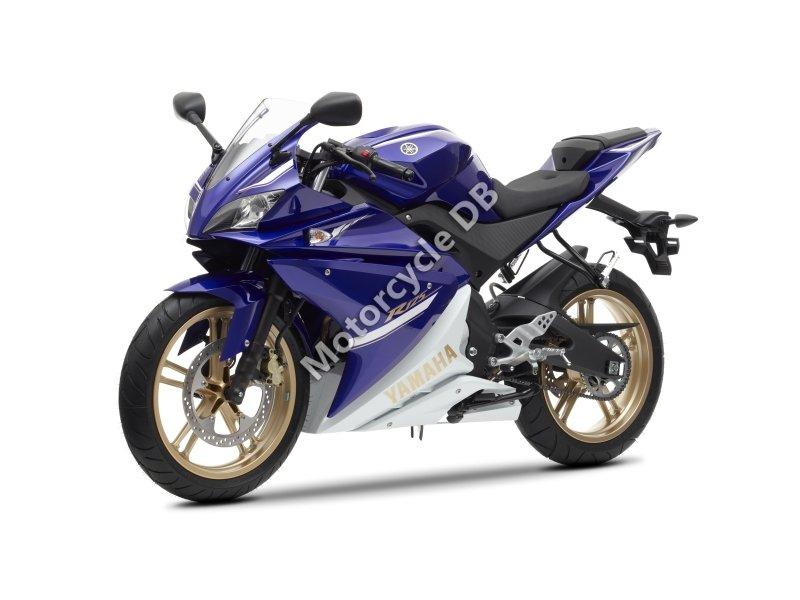 Yamaha YZF-R125 2012 25558