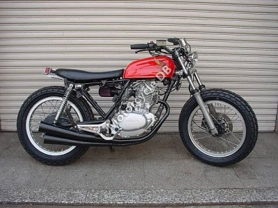 Honda CB 250 RS (reduced effect) 1981 15389