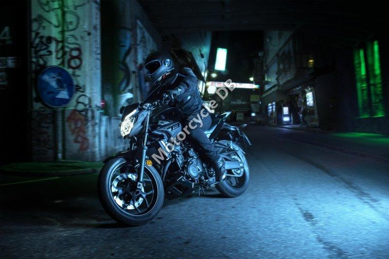 Yamaha MT-03 2016 25956