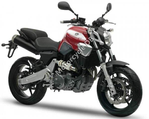 Yamaha MT-03 2009 1553