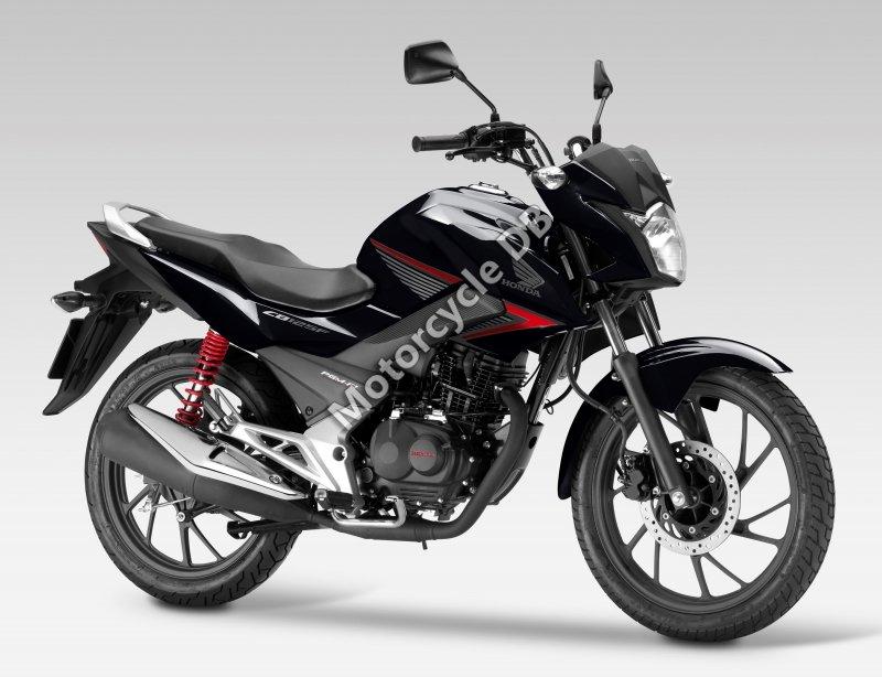 Honda CBF125 2017 30546