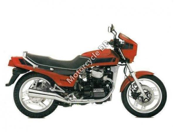 Honda CX 650 E 1984 10481