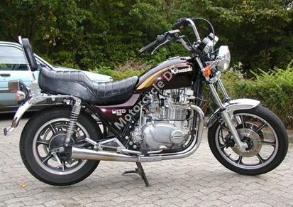 Kawasaki Z 750 LTD Belt Drive 1984 9013