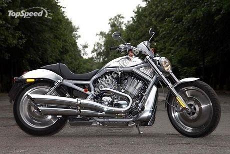 Harley-Davidson  VRSCAW  V-Rod 2007 8406
