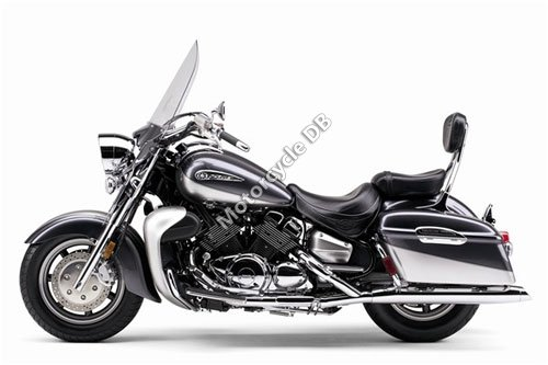 Yamaha Royal Star Tour Deluxe 2008 2958