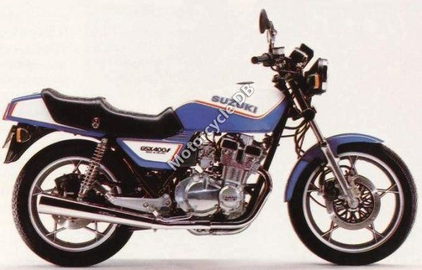 Suzuki GSX 400 F Katana 1981 10615