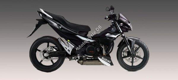 Suzuki Raider J Pro 110 2014 23914