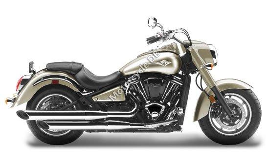Kawasaki Vulcan 2000 2009 3550