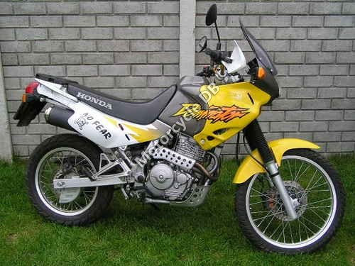 Honda NX 650 Dominator 1995 10244
