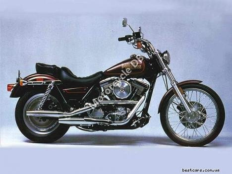 Harley-Davidson FXRS 1340 SP Low Rider Special Edition (reduced effect) 1988 7060