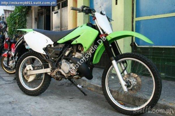 Kawasaki KMX 125 1999 11033